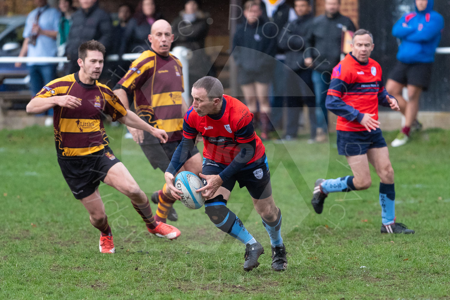 20181027 Amp Extras vs St Neots 2nd XV #2583