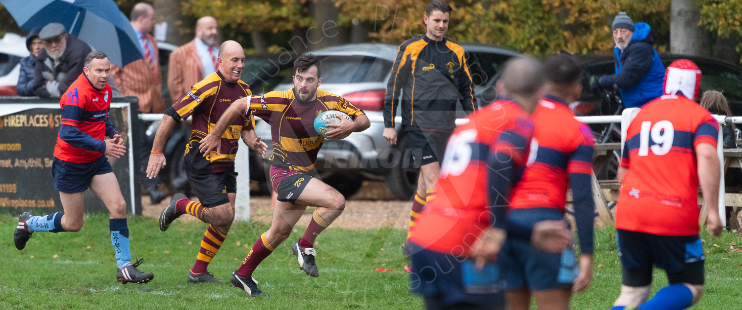 20181027 Amp Extras vs St Neots 2nd XV #2593