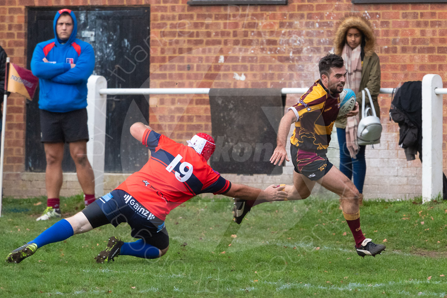 20181027 Amp Extras vs St Neots 2nd XV #2599