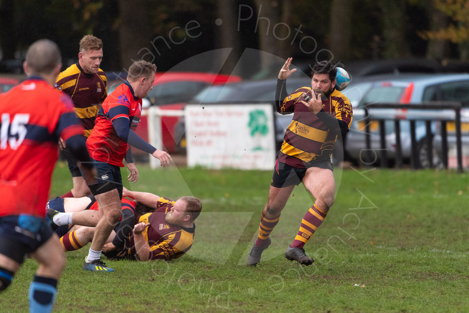 20181027 Amp Extras vs St Neots 2nd XV #2605