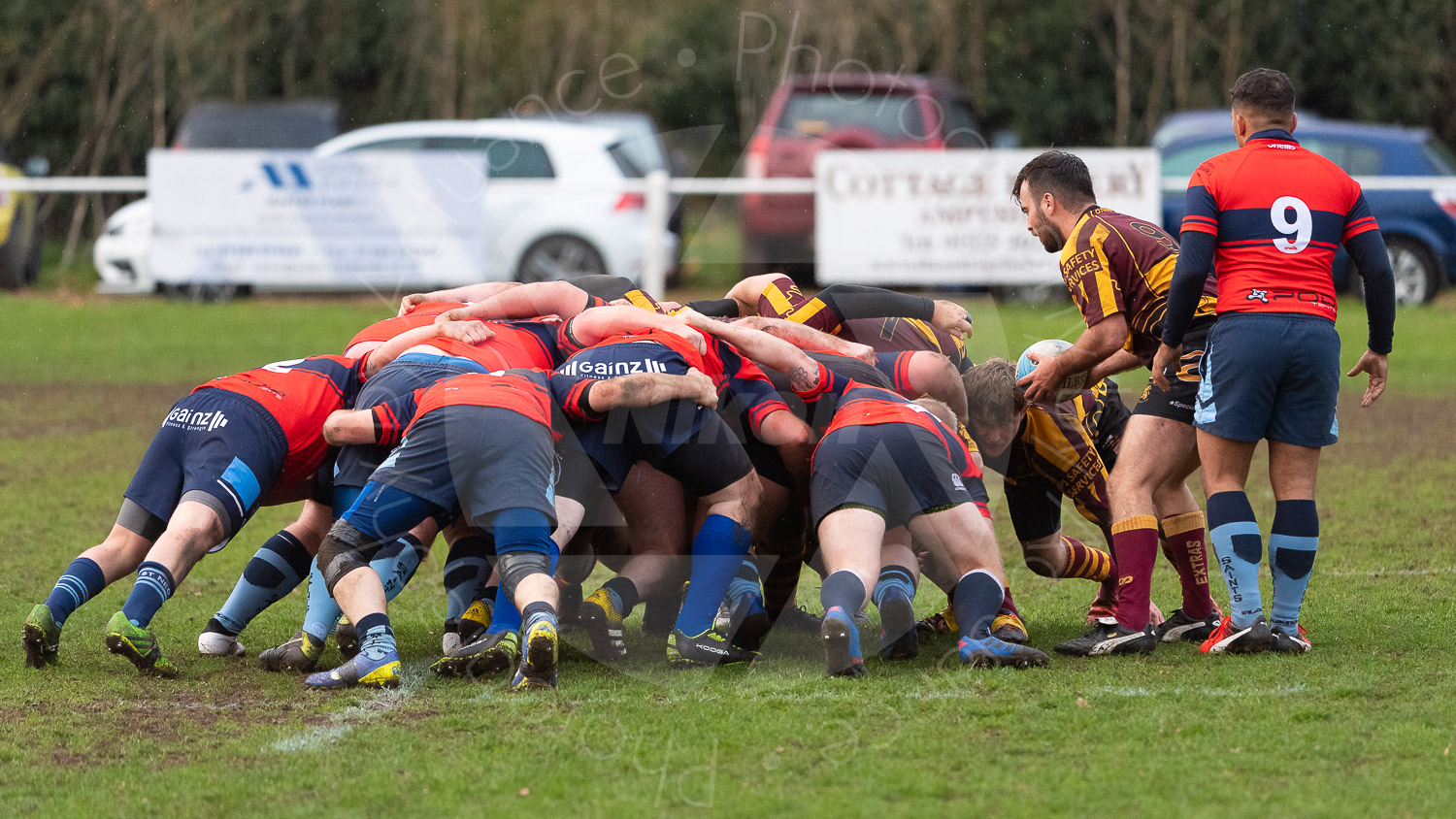 20181027 Amp Extras vs St Neots 2nd XV #2610