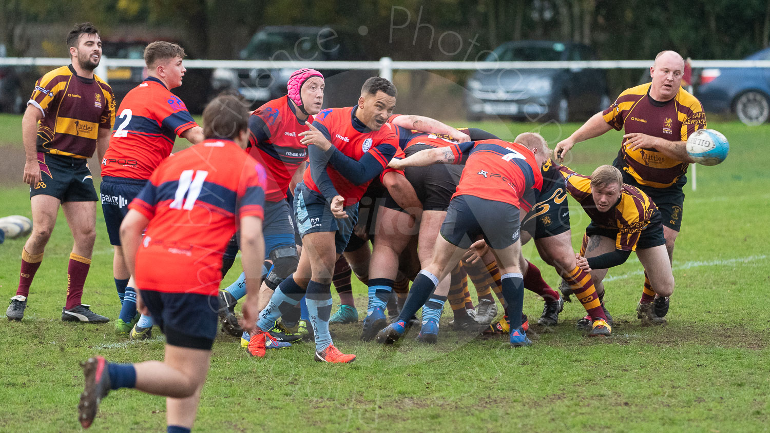 20181027 Amp Extras vs St Neots 2nd XV #2617