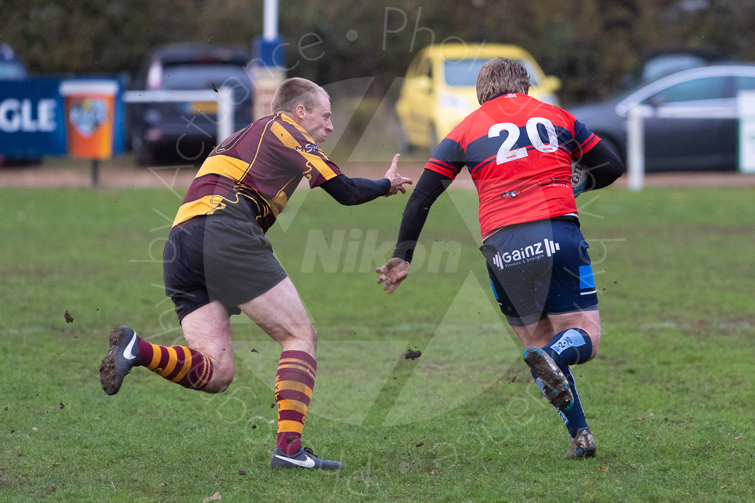 20181027 Amp Extras vs St Neots 2nd XV #2618