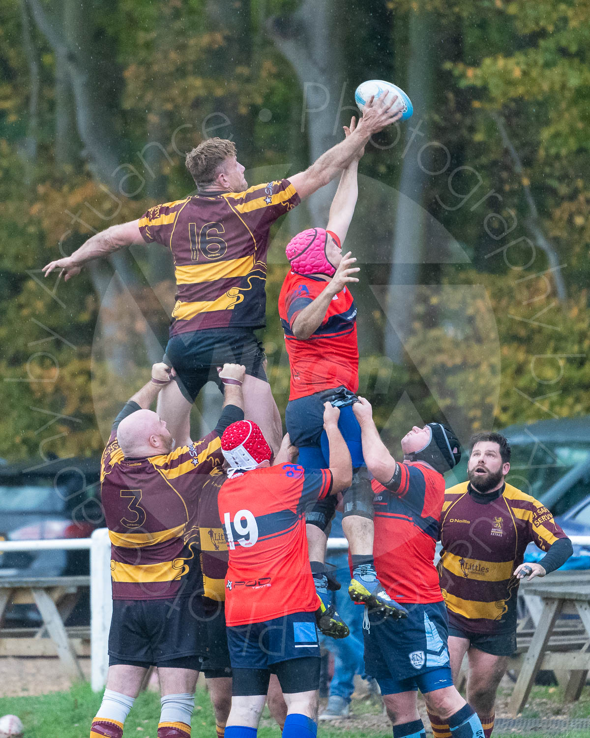 20181027 Amp Extras vs St Neots 2nd XV #2628