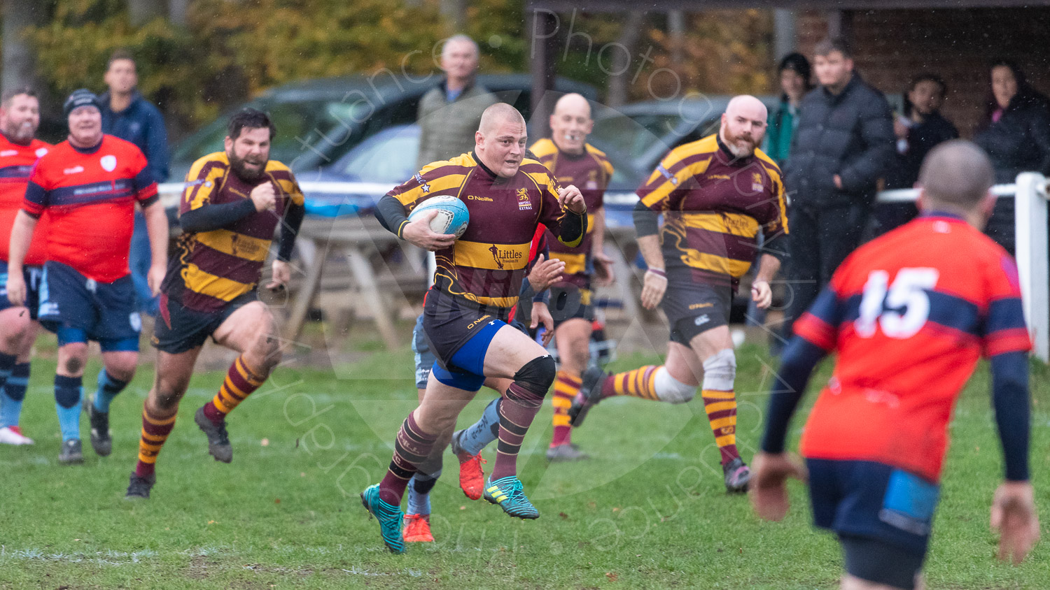 20181027 Amp Extras vs St Neots 2nd XV #2636