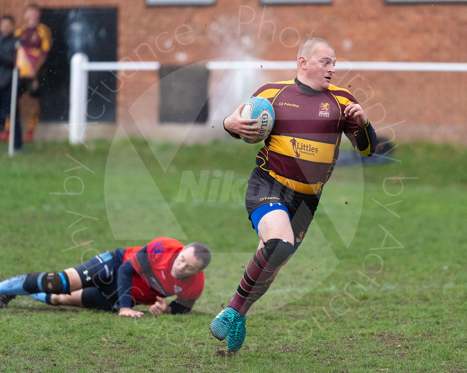 20181027 Amp Extras vs St Neots 2nd XV #2641