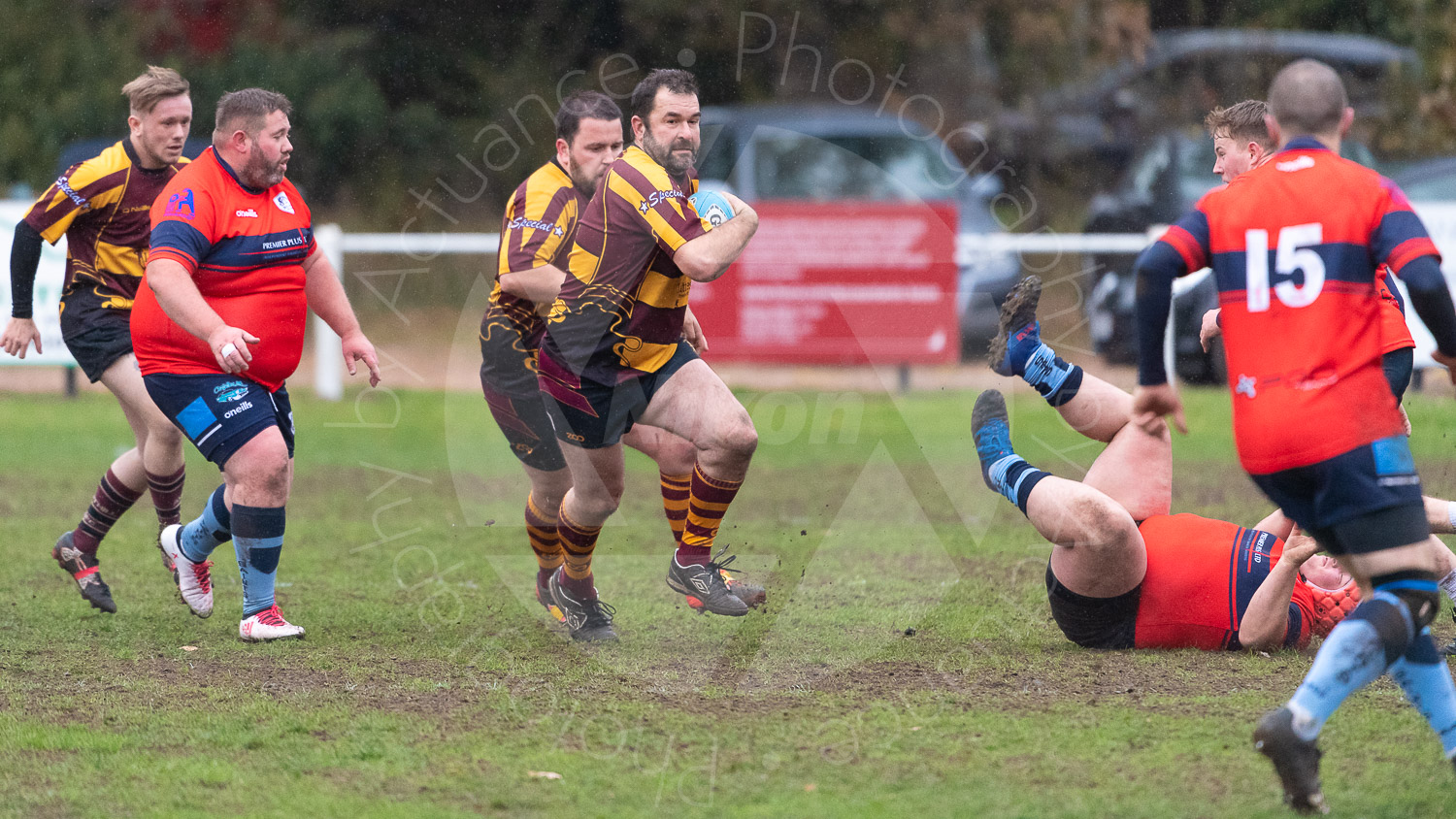 20181027 Amp Extras vs St Neots 2nd XV #2657