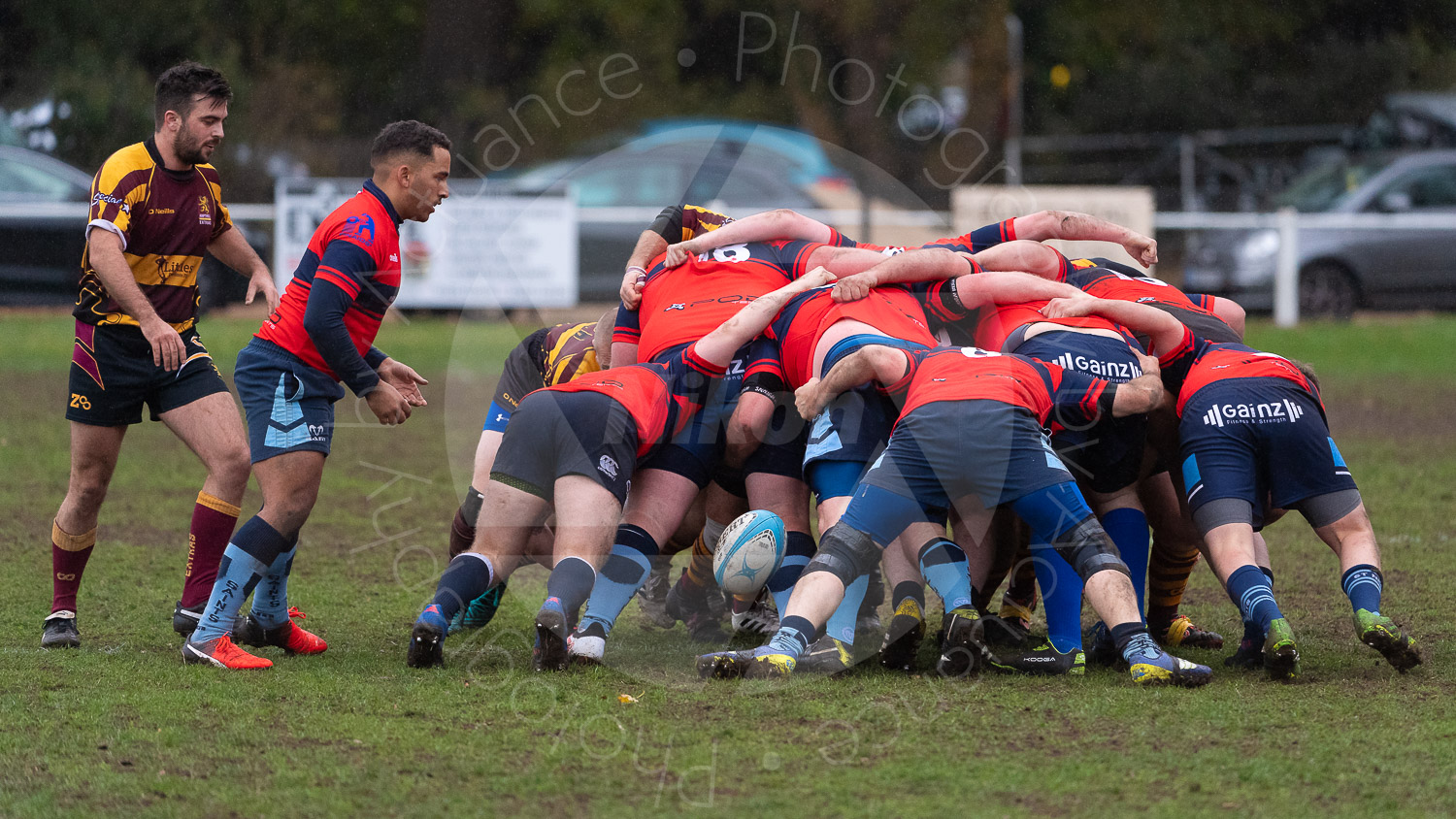 20181027 Amp Extras vs St Neots 2nd XV #2662
