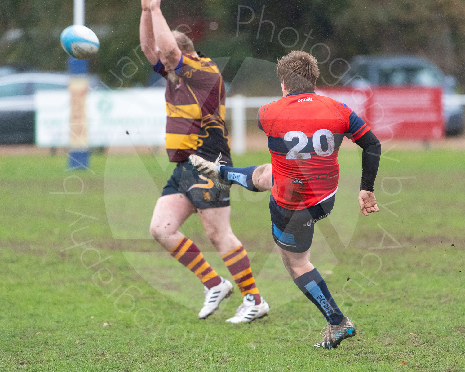 20181027 Amp Extras vs St Neots 2nd XV #2672