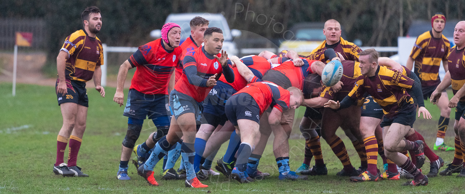 20181027 Amp Extras vs St Neots 2nd XV #2674