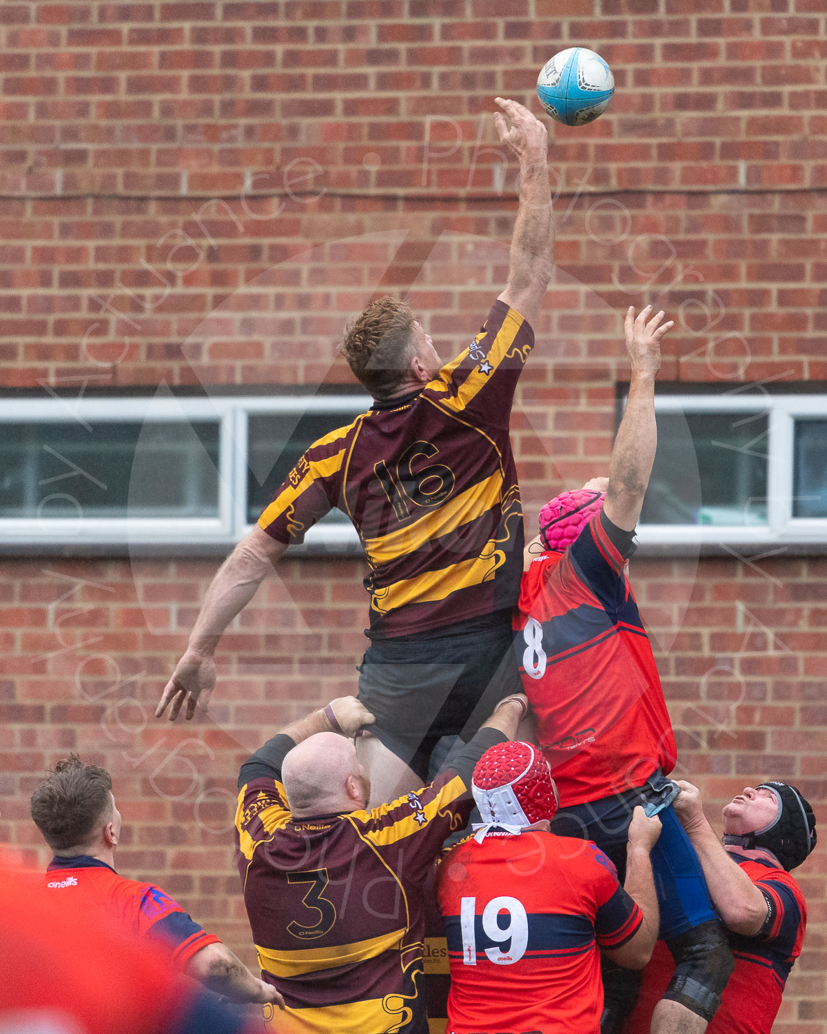20181027 Amp Extras vs St Neots 2nd XV #2682