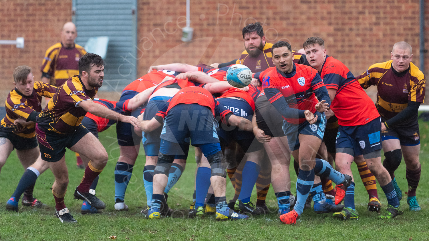 20181027 Amp Extras vs St Neots 2nd XV #2685