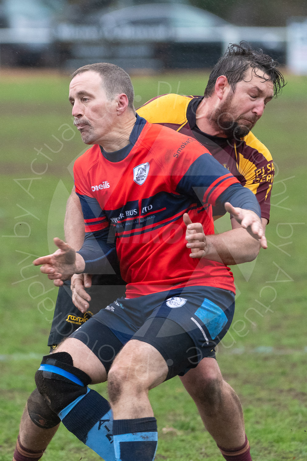 20181027 Amp Extras vs St Neots 2nd XV #2689