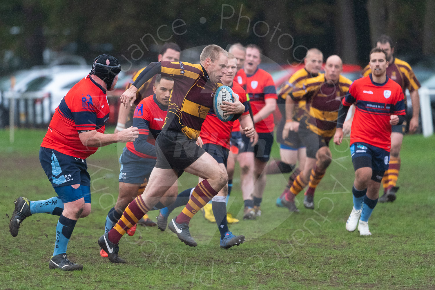20181027 Amp Extras vs St Neots 2nd XV #2717