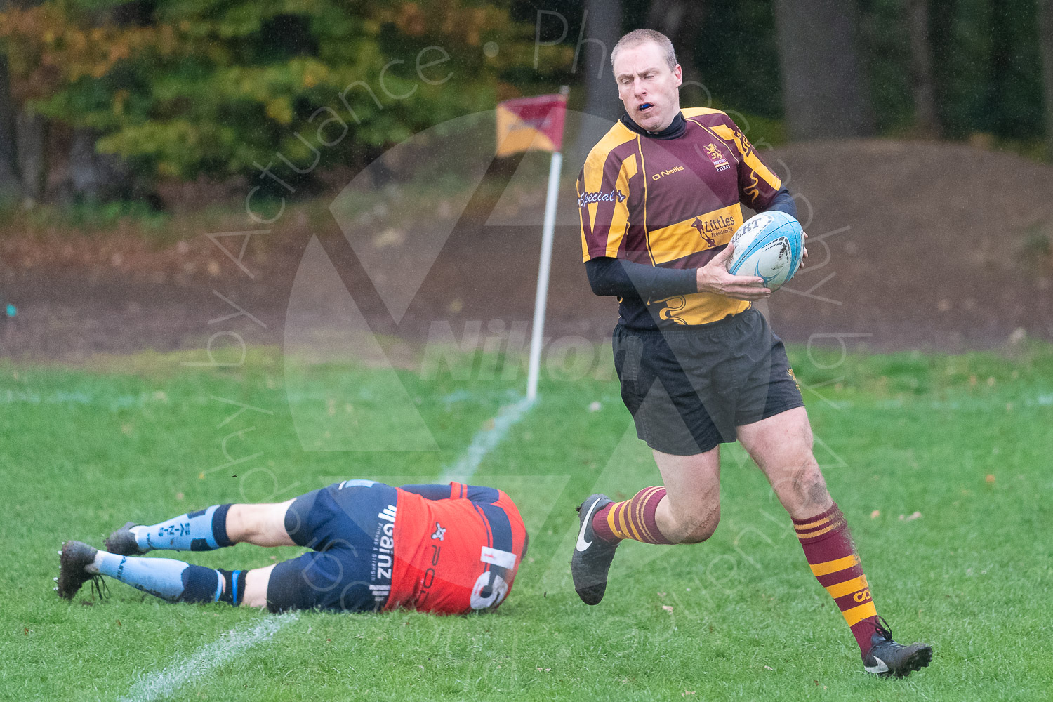 20181027 Amp Extras vs St Neots 2nd XV #2725