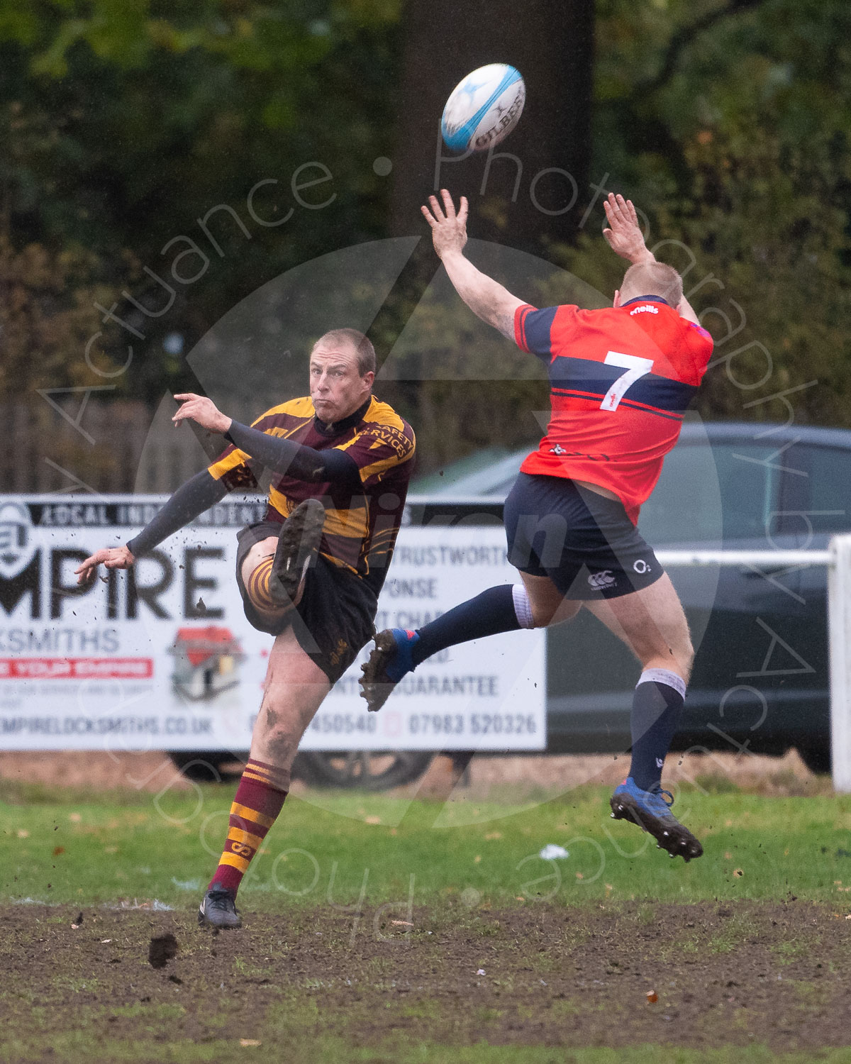 20181027 Amp Extras vs St Neots 2nd XV #2740