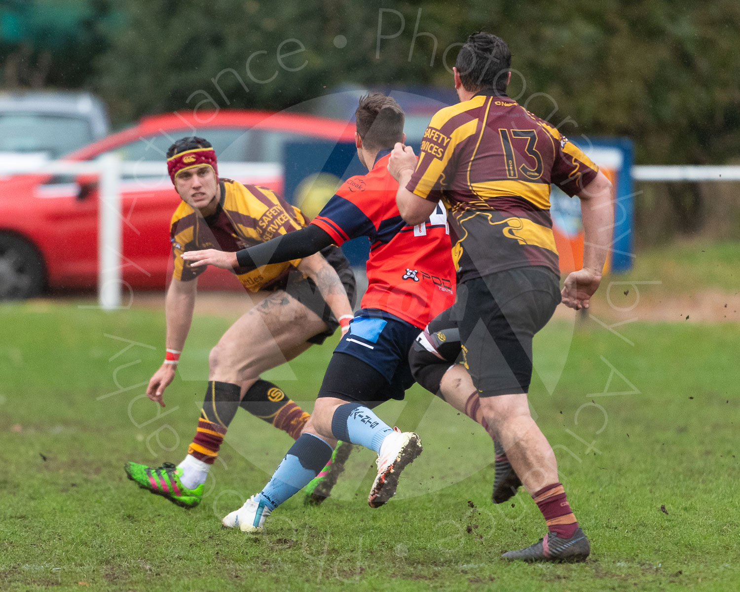 20181027 Amp Extras vs St Neots 2nd XV #2745