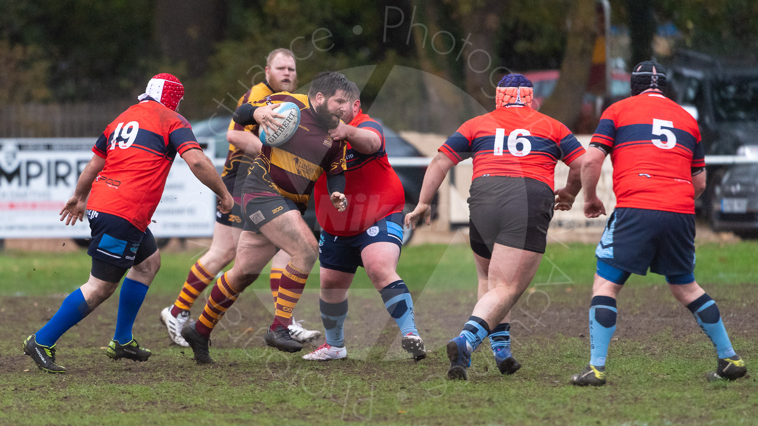 20181027 Amp Extras vs St Neots 2nd XV #2753