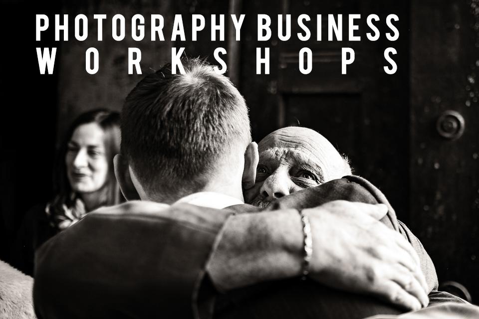 Wedding Photography Business Training