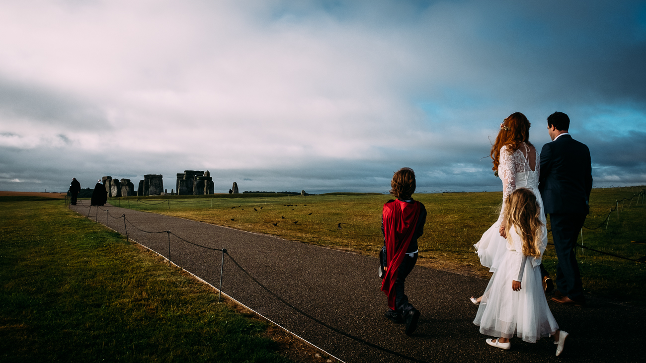 From a wedding at Stonehenge, July 2016