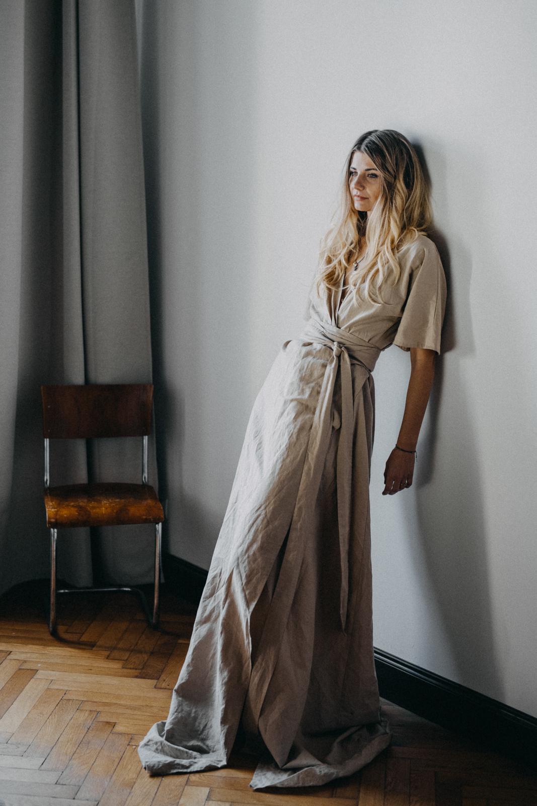 Weconcept & Puf creatif, Dress by Zuzana Hubena