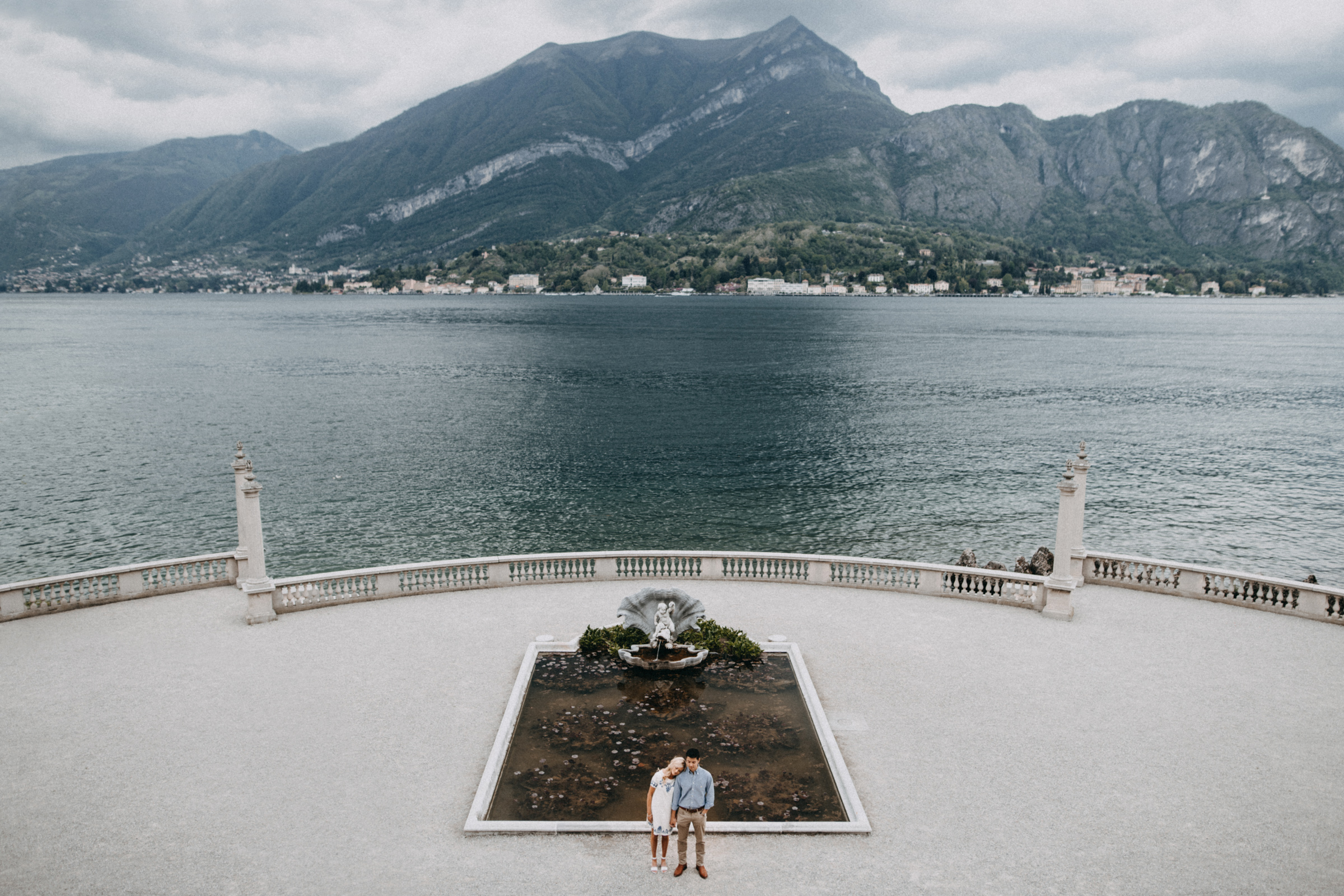 shannon & koji - Our newest story from Lake Como
