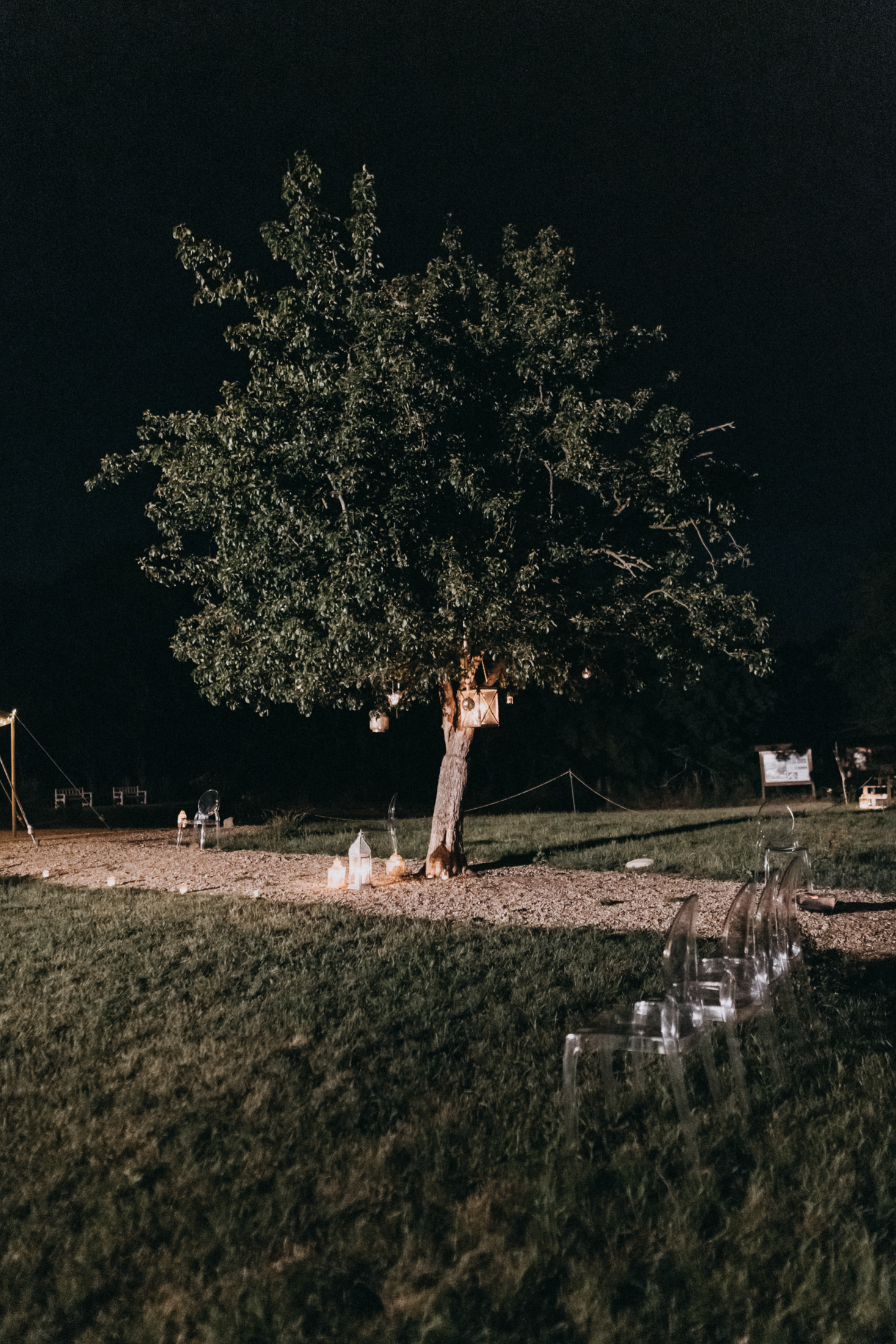 evening castle ruins wedding ideas