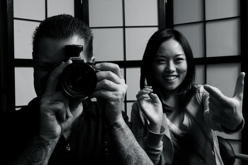Joe Vegas & Trang Dang