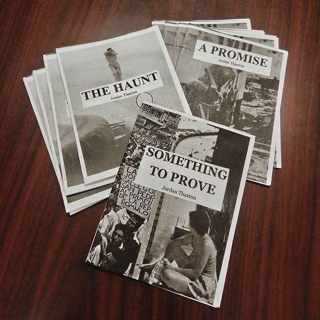 will have some of my zines available on my blog soon 👀 #zine #selfpublishing
