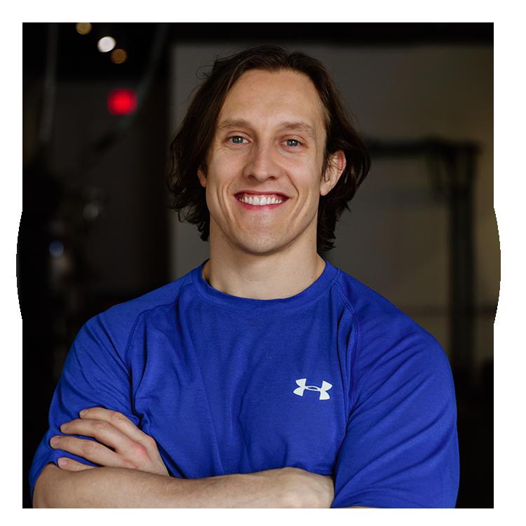 Dain Wallis - Nutrition + Health Coach with Move Daily
