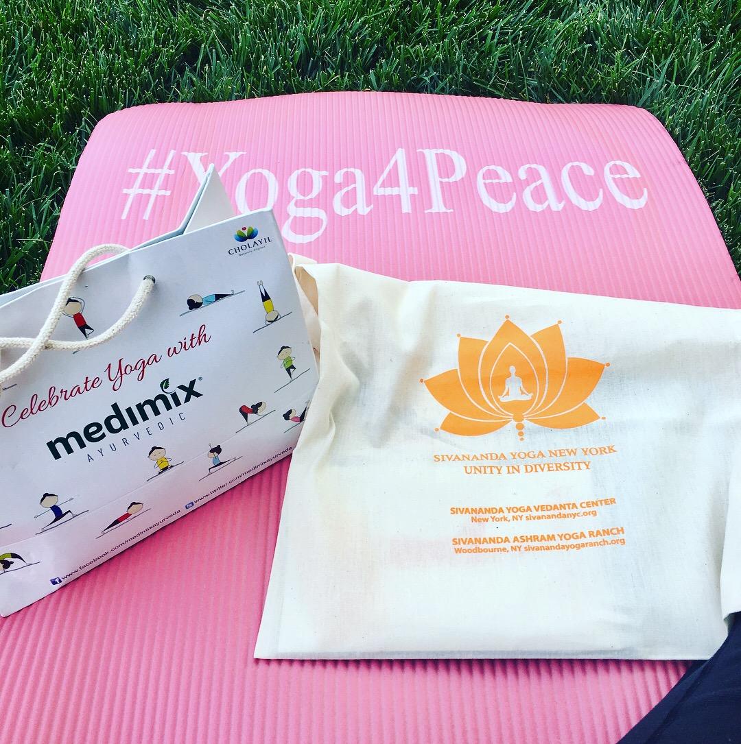 Yoga 4 Peace