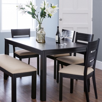 Dining Table and Chairs   Families who eat at a dining table have stronger bonds and healthier communications. Dining in dignity also helps children have confidence. We can accept most dining tables and chairs.