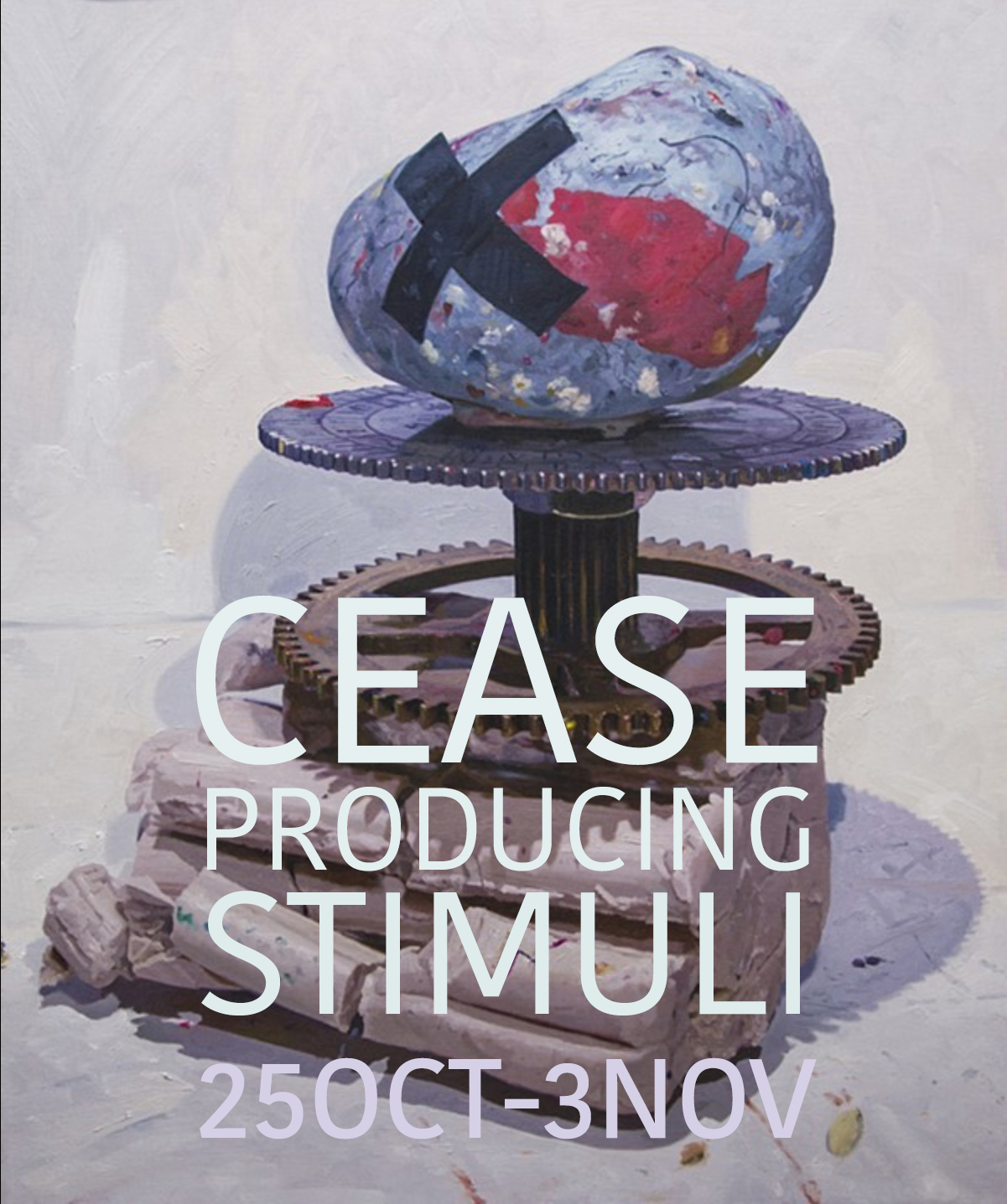 Cease Producing Stimuli Poster