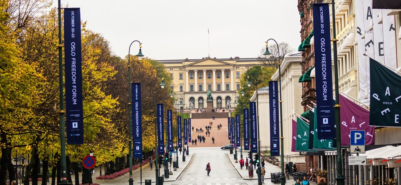 Oslo Freedom Forum 10th Anniversary
