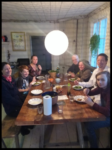 The Amazing Stroll: House Sitting in Sweden