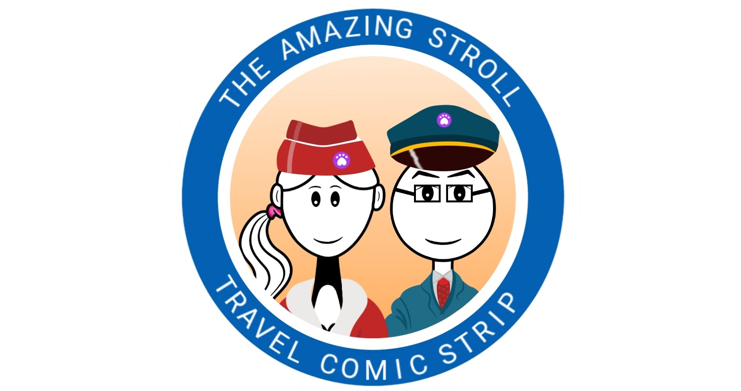 The Amazing Stroll: Come laugh at our expense!