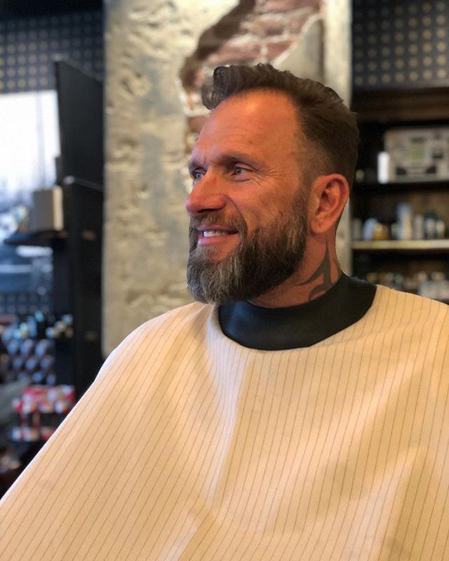 Bjørgvin Barbersalong ✂️ @bjorgvinbarbersalong  #barber #barbershop #beard #haircut #bergen
