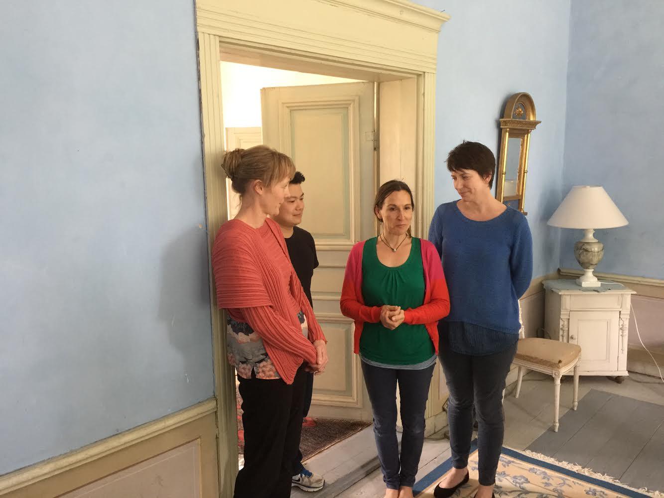 Sue Knighton and The Flinders Quartet 2015 - Australia