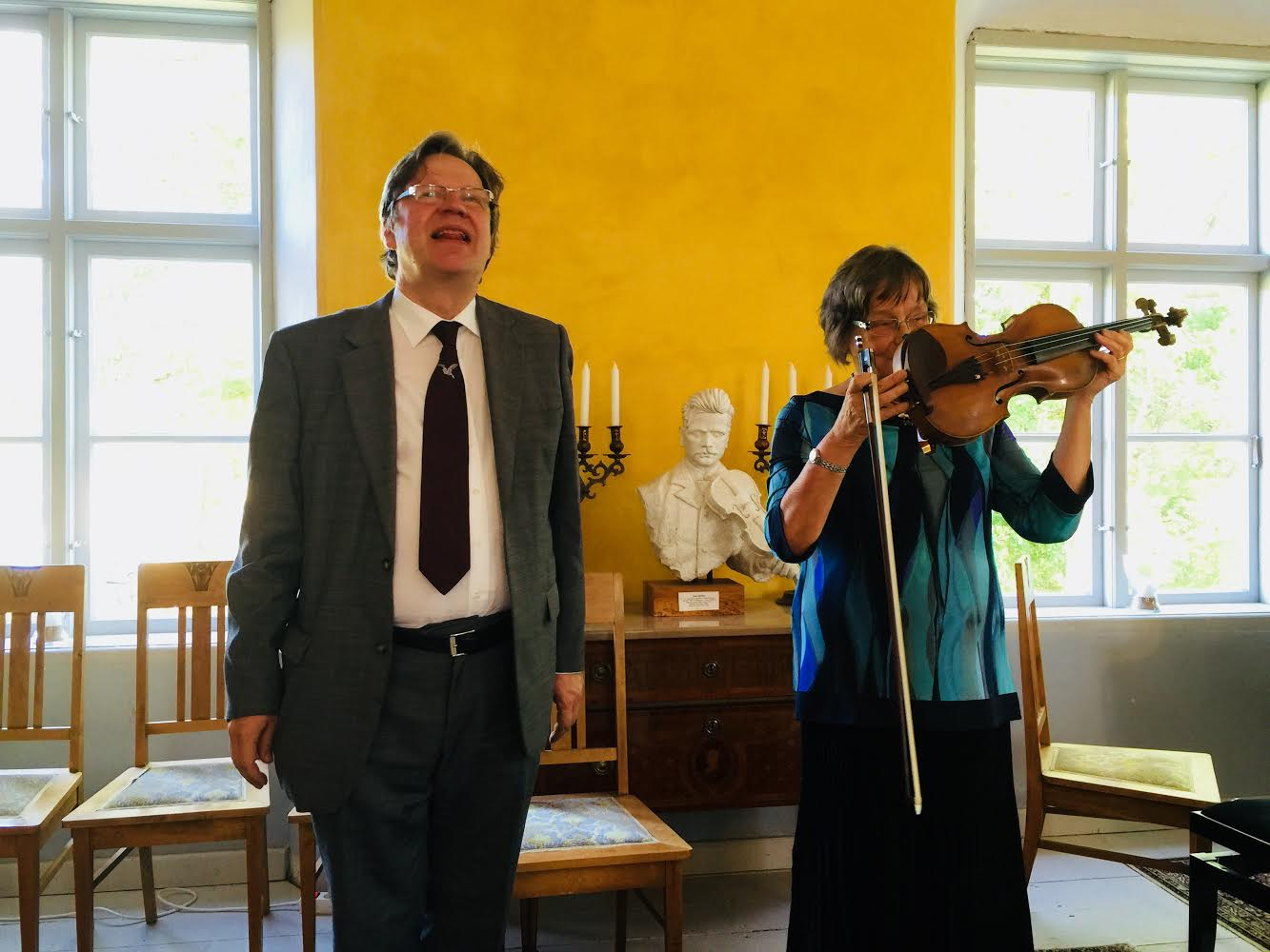 Folke Gräsbeck & Satu Jalas, 2016