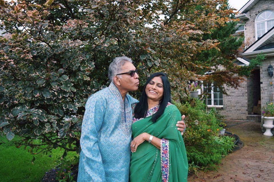 Aashna's parents.