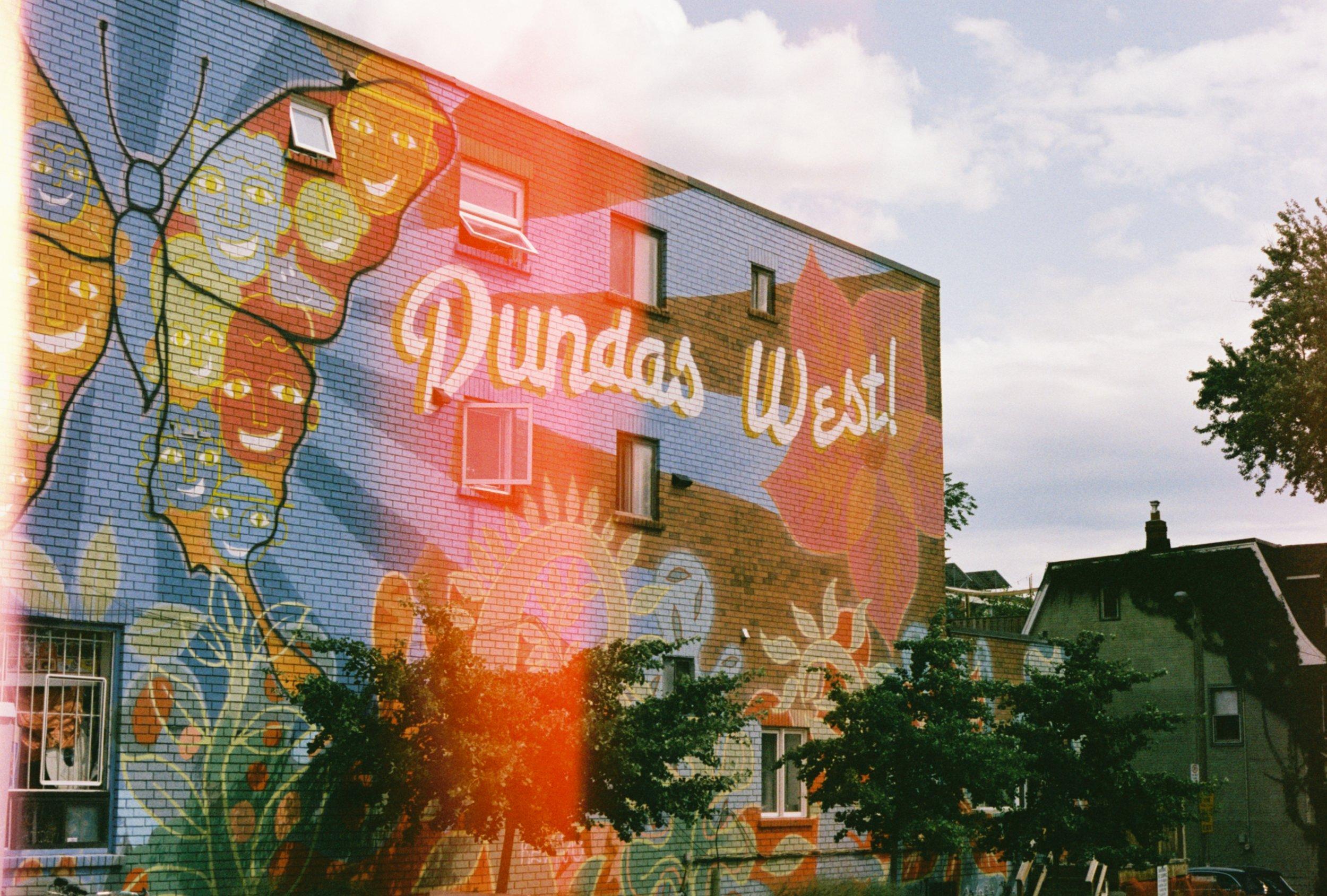 Dundas West - 35 mm - Alexandra Scandolo