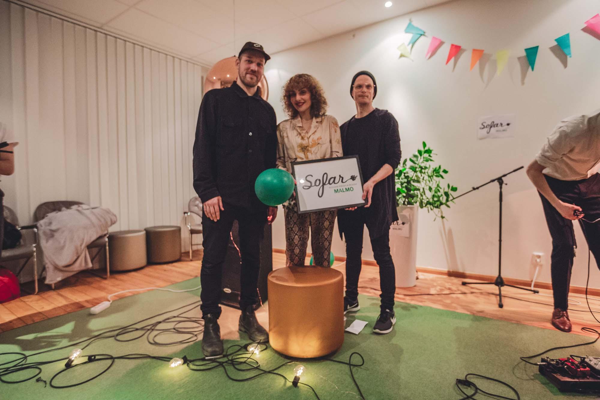 2019 - March - Bjurman, Hildur Höglind, Selma & Gustaf