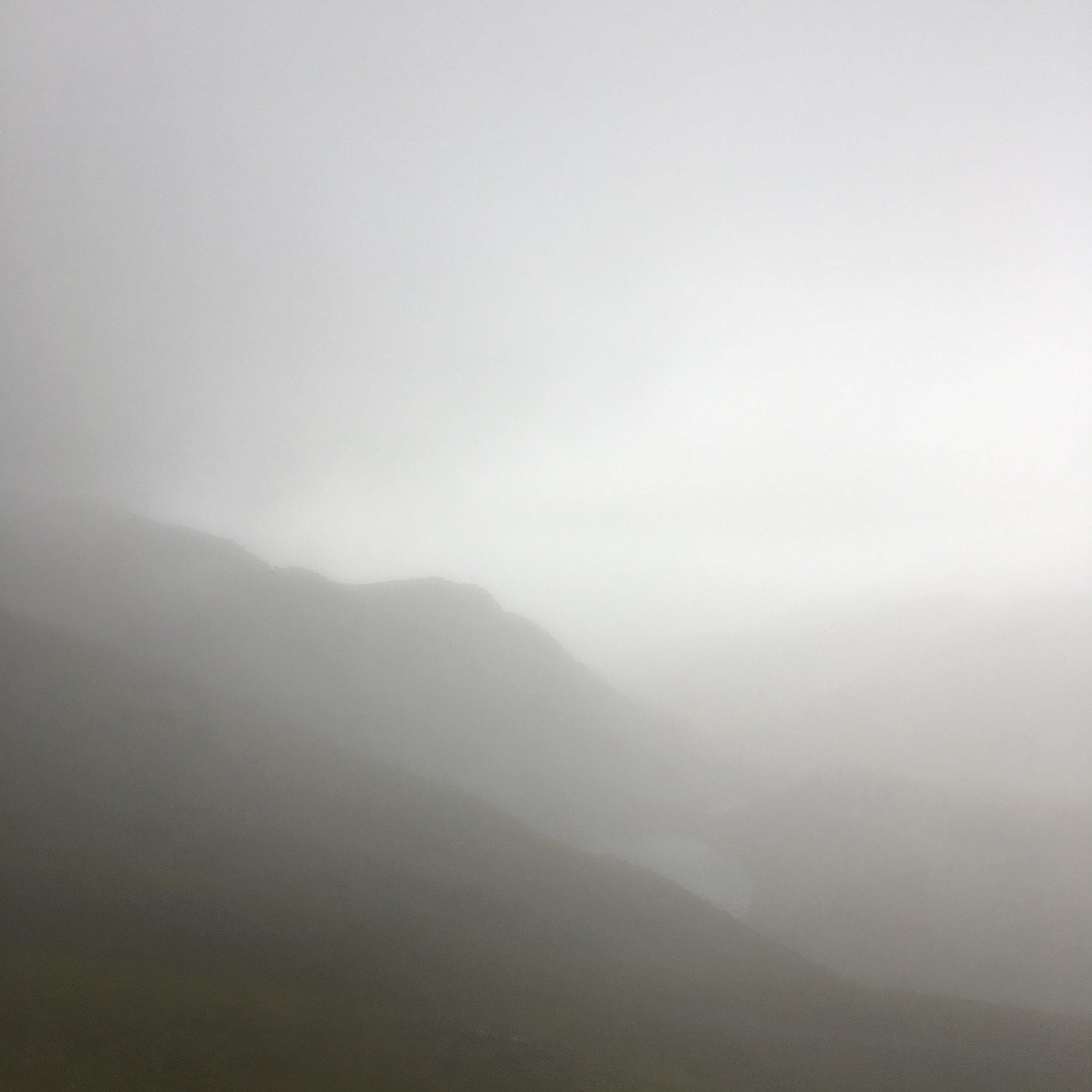 A rainy start of the race
