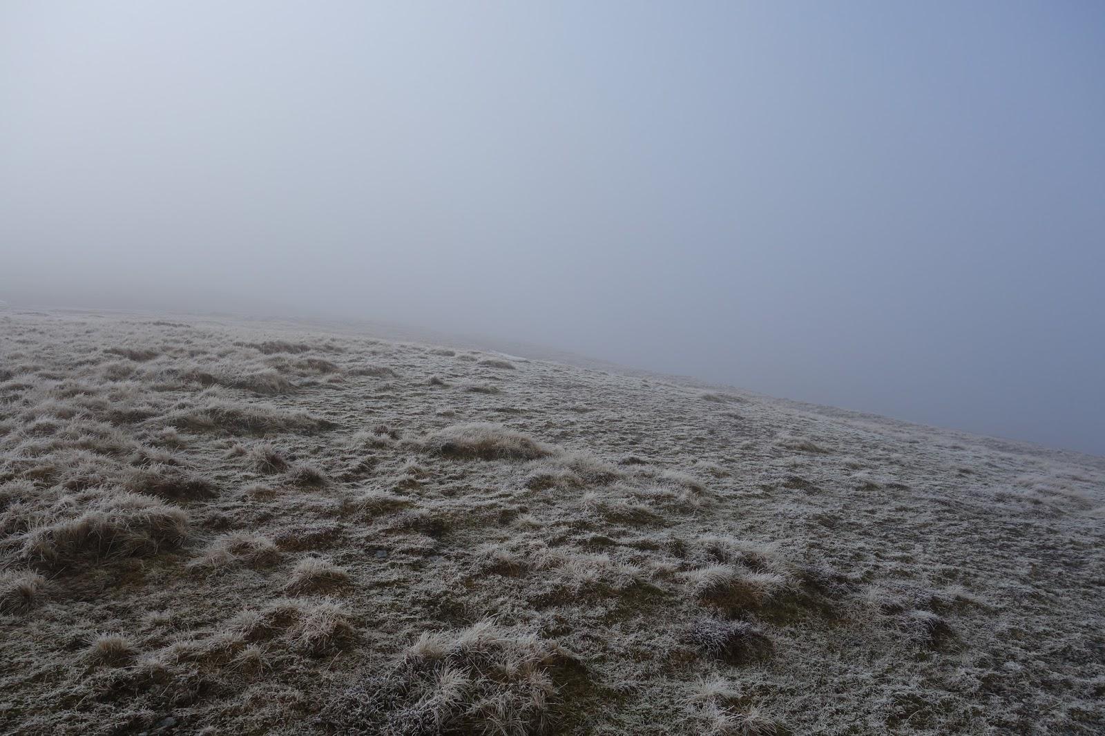 Frosty Snowdonia