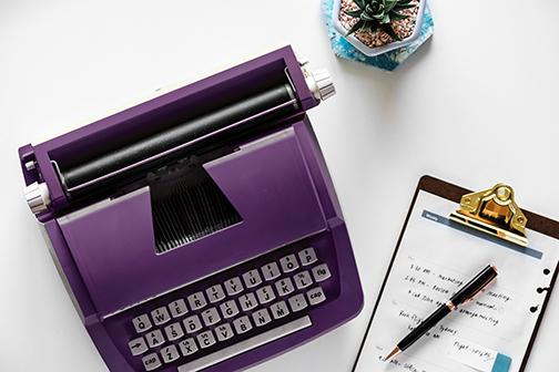 Typewriter prplsml.jpg