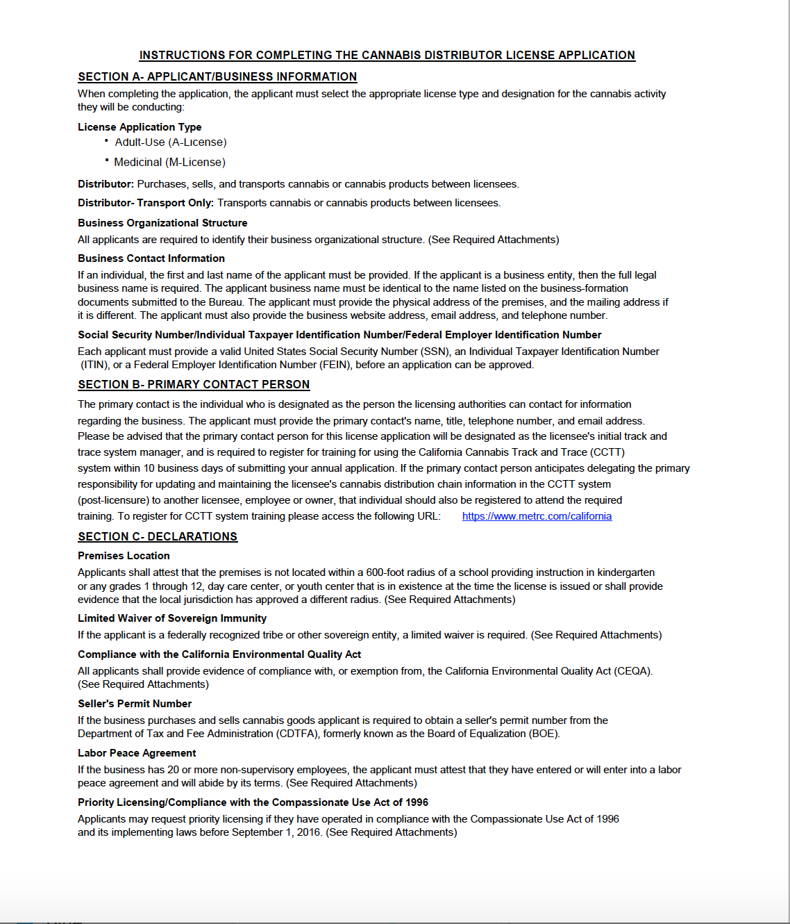 Cannabis Distributor License Application - Instructions.png