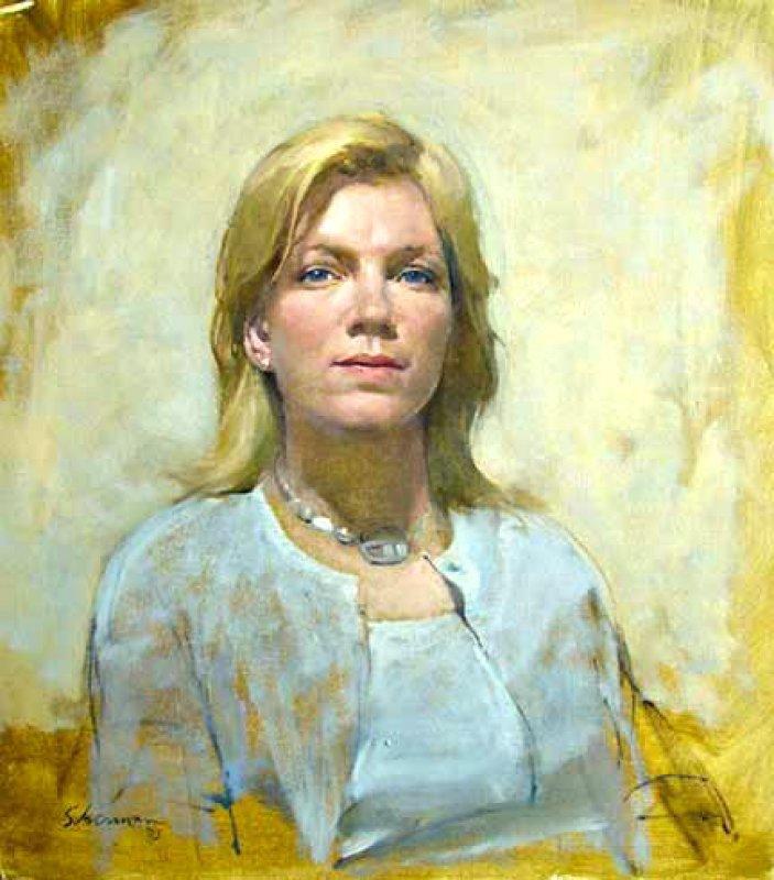 Anne Benson, 2003.
