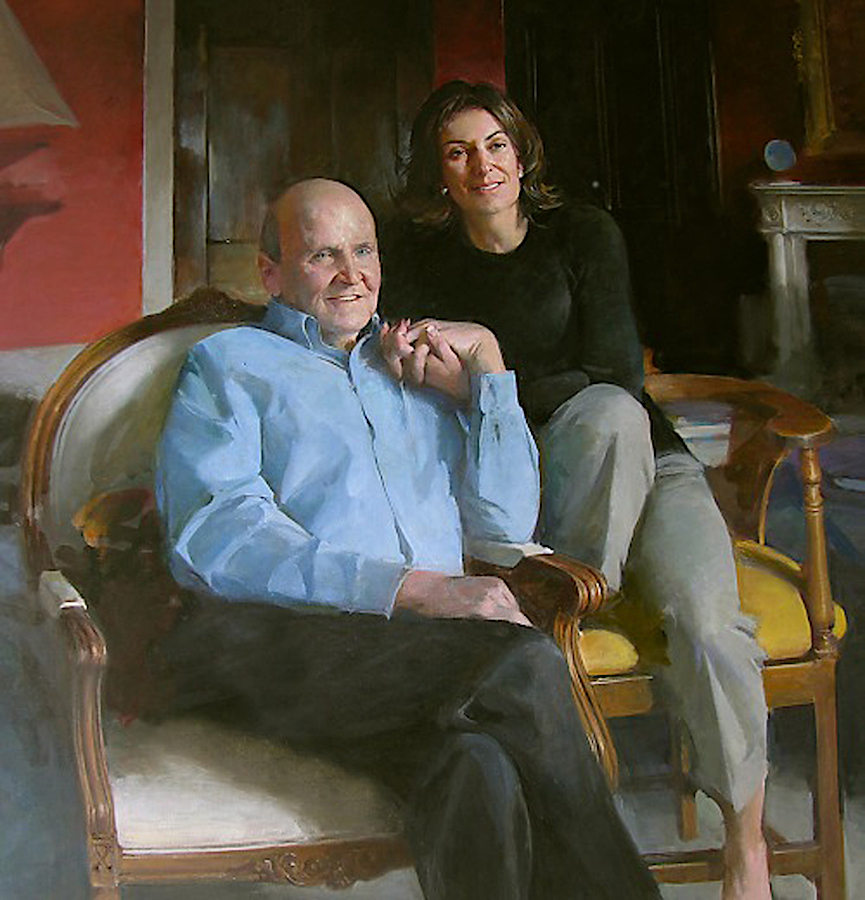 Jack and Suzy Welch 2008
