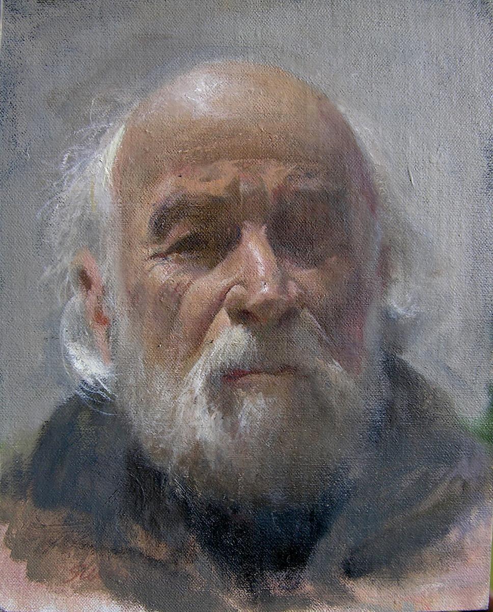 Study for a Self Portrait, 2017