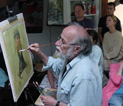 Summer workshop, Fishkill, NY 2006